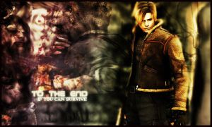 Resident Evil 4 Signature by Ciucku