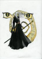 Raistlin Majere by Homicidal-Psychotic