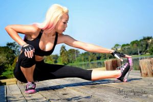 Trinh Fitness by DirtySouthCustoms