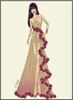 Fashion Design Dress 8. by TwISHH