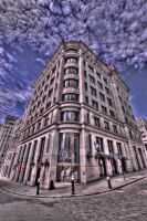 Monument St, London HDR by nat1874