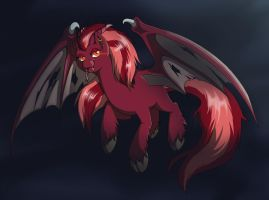 Commission for Courageous-of-Light by MegaBlack0X