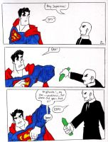 Superman Returns Part 1 Of 3 by TheMonkeyYOUWant