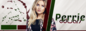 Perrie Edwards by MileyIsMyLifee