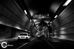 Tunnel Tohid by photoraphic