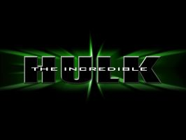 The Incredible Hulk by Wolverine080976