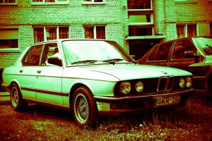 BMW by OpticShot