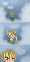 Baby Laxus Comic by AnnMY