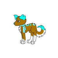 Adoptable Dog! 5 Points! *Closed* by mindlessmutt