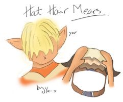 Mears' Hat Hair by Ya-Wa