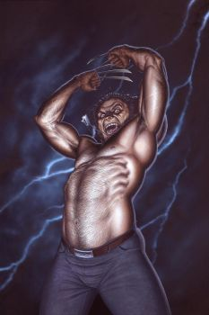 Wolverine Lightning - Finished by No-Sign-of-Sanity