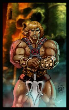 He Man by etavitas