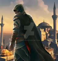 Ezio Revelations by kenmejia