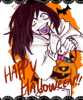 Happy halloween!! by akagis