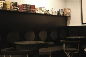 cafe '12 Chairs' by prince-Axel