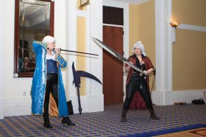Katsucon 2014 - Devil May Cry Photoshoot 16 by VideoGameStupid