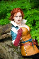 Triss by KinslayeR13
