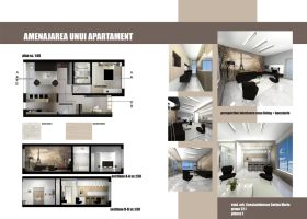 Apartment design 1 by Amedeah