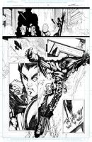 Bullet WItch Page 05 by Sandoval-Art