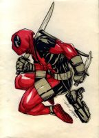 Deadpool 2012 by mdavidct