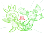 Ask Chespin And Maractus! by Pavagat