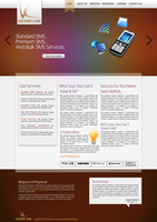 VLink Corporate website2 by safialex83