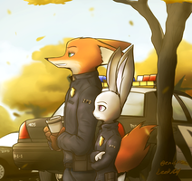 Fall is coming by oLEEDUEOLo
