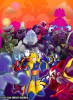 Megaman 10 Collaboration by rockmanzallz