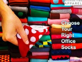 Choose Your Right Office Socks in Australia by tonycox558