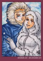 PSC - Anakin and Padme by aimo