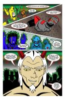 Omega Rising Chapter 2.10 by mja42x