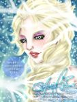 Merry Christmas - From Elsa by MariaDiAvvenire