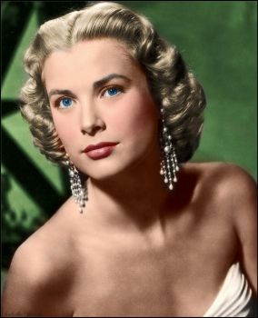 Grace Kelly by Childoftheflower