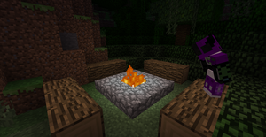 Around the Fire... by AmbiguouslyAwesome1