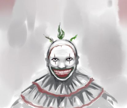 American Horror Story Clown by Jackclamp