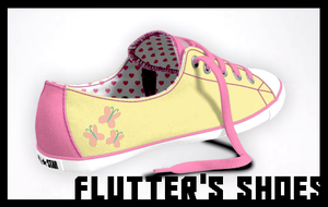 Flutter's Shoes by Cookye306