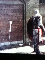 Ezio's wtf broom? by ItachiCosplayer77