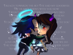 Chibi Lovers Request by TaeShin