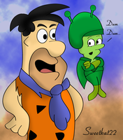 Fred And Gazoo by sweetkat22