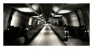 People Movers II by aquapell