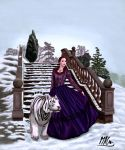 Victorian Winter by MarieSenda