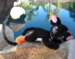 Celemera Plush by Patchwork-Shark