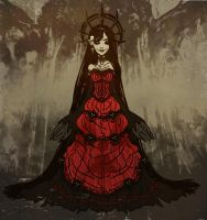 The Queen of Corpses by AJ-Reaper