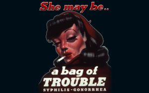 Bag of Trouble by ddoss
