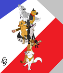 Long live the French! by dvd340