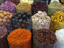 choice of spices by NiVosta