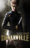 Smallville - Black Canary by TributeDesign