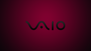 Red Vaio by monkeymagico