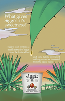 What gives Siggi's it's sweetness? by Vahlre