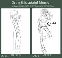 Draw This Again Meme by sakuradrops37